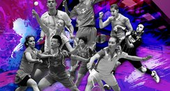 The TOTAL BWF Badminton World Championships