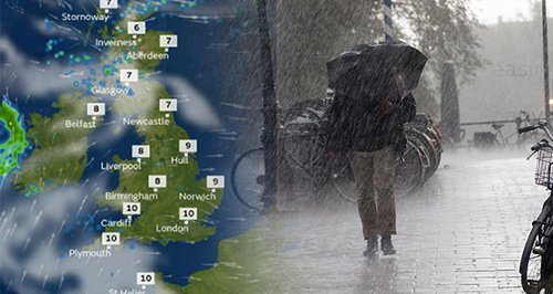 Britain To Be Hit By 60mph Winds As Weather Worsen