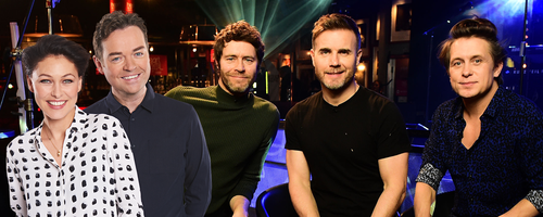 Take That Could Be Telling YOUR Mum How Much You L