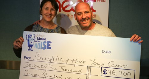 Brighton & Hove Young Carers Cheque 2