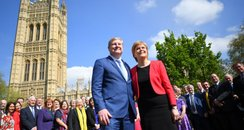 First Minister Nicola Westminster Angus Robertson