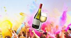 wine festival canvas