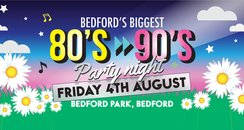 LPH Bedford 80s party