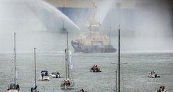 southampton parade of sail
