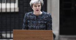 Teresa May Downing Street