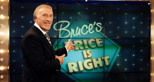 The Price Is Right TV Game Show