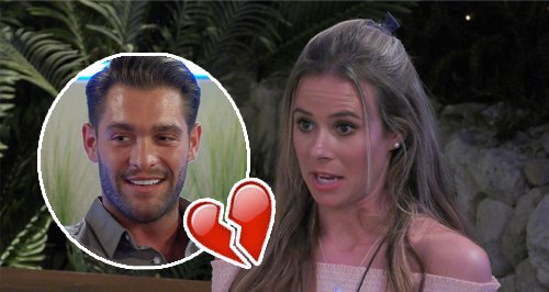 Love Island Jonny and Camilla split