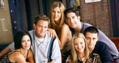 The full Cast Of Friends