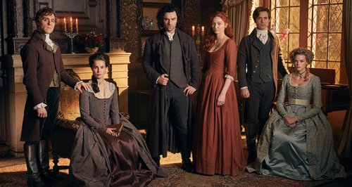 BBC Poldark cast series 3