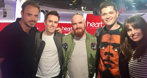 The Script with Jamie And Ellie