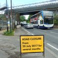 Killingworth road closures newcastle