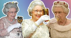 The Queen Drinks Four Cocktails A DAY According To
