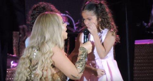 WATCH: Mariah Carey Sings Always Be My Baby With H