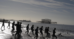 Brighton & Hove Triathlon 2017